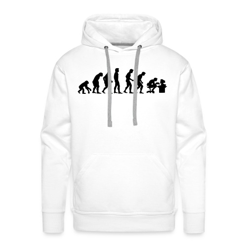Evolution (Hoodie) - Men's Premium Hoodie