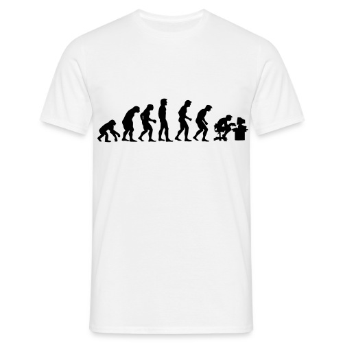 Evolution (T-shirt) - Men's T-Shirt