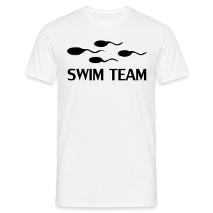 Swim Team (T-shirt) - Men's T-Shirt