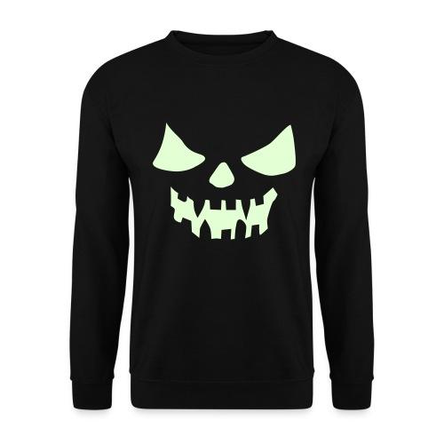 Halloween Shirt - Glow in the dark! - Männer Pullover