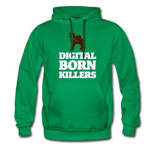 Born Digital - Männer Premium Hoodie
