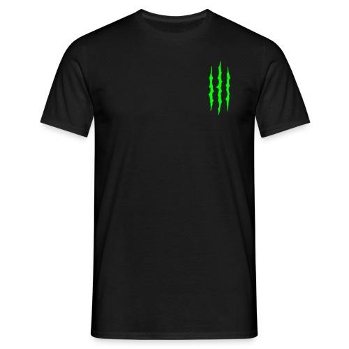 t_shirt monster ennergie - T-shirt Homme
