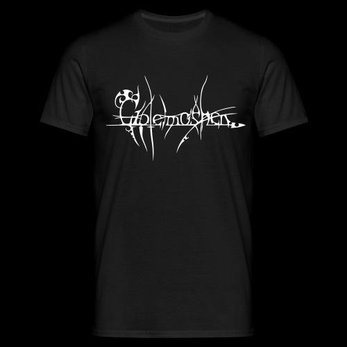 mit Logo auf dem Rücken - Männer T-Shirt