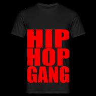 Tee shirts ~ Tee shirt Homme ~ T shirt homme hip hop gang