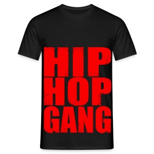 T shirt homme hip hop gang - T-shirt Homme