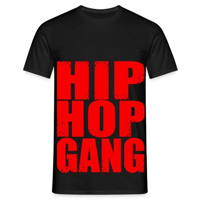 T shirt homme hip hop gang