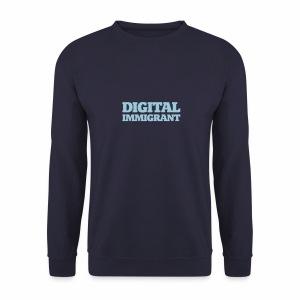 Digital Immigrant - Männer Pullover