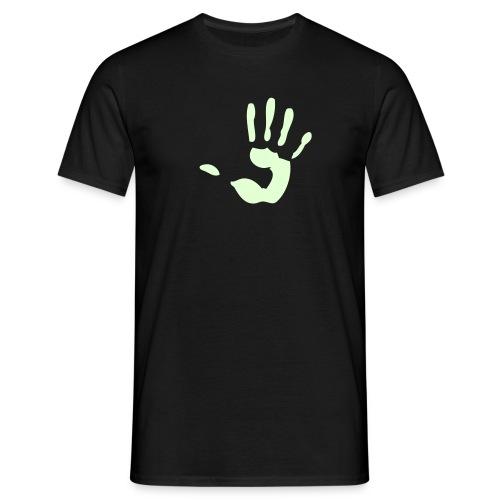 Small Hand - Men's T-Shirt