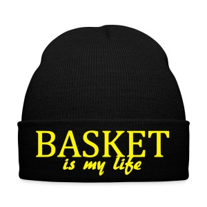 Bonnet basket is my life - Bonnet d'hiver
