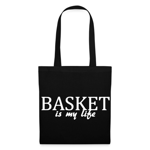 Sac basket is my life - Tote Bag