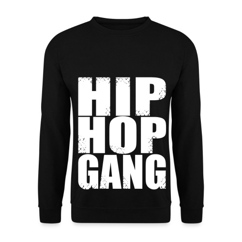 Sweat-shirt homme hip hop gang - Sweat-shirt Homme