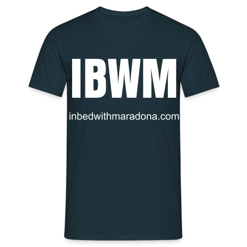 The IBWM base tee - Men's T-Shirt