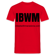 T-Shirts ~ Men's T-Shirt ~ The IBWM base tee