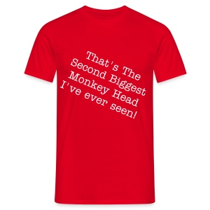 The Secret of Monkey Island. - Men's T-Shirt