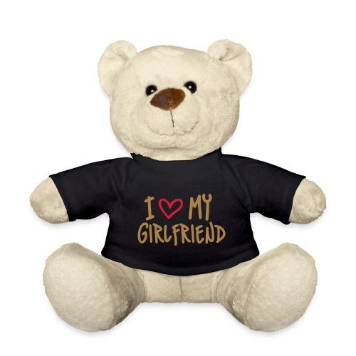 Teddy Girfriend schwarz - Teddy
