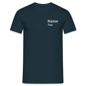 #info.upb Basic T-Shirt Men Normal - Männer T-Shirt