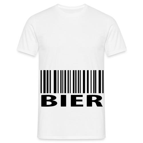 mannen (bier 2) - Mannen T-shirt
