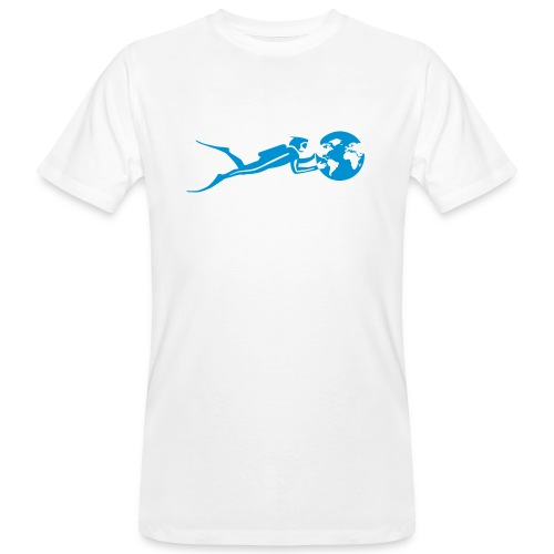 T-shirt Cousteau Divers - Men's Organic T-Shirt