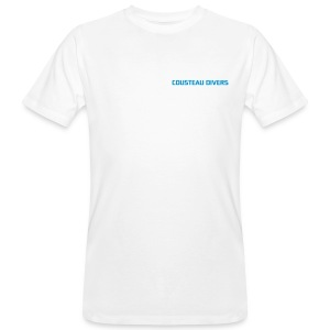 Tee shirt Cousteau Divers - T-shirt bio Homme
