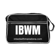 Bags & Backpacks ~ Retro Bag ~ The IBWM retro bag