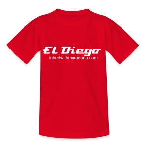 The IBWM kids 'El Diego' tee - Teenage T-shirt