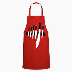 Chef's knife Grillmeißter sabers, meat cooks hard  Aprons