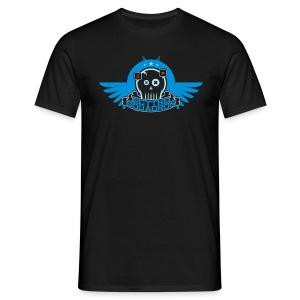 Scythe Squadron blue print - Men's T-Shirt