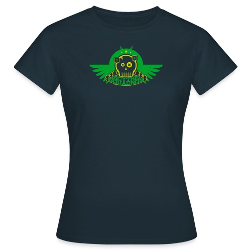Scythe Squadron green print ladies - Women's T-Shirt
