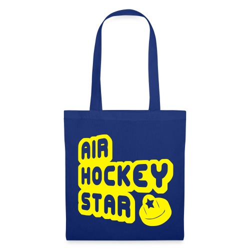 Air Hockey Star Tote Bag - Tote Bag