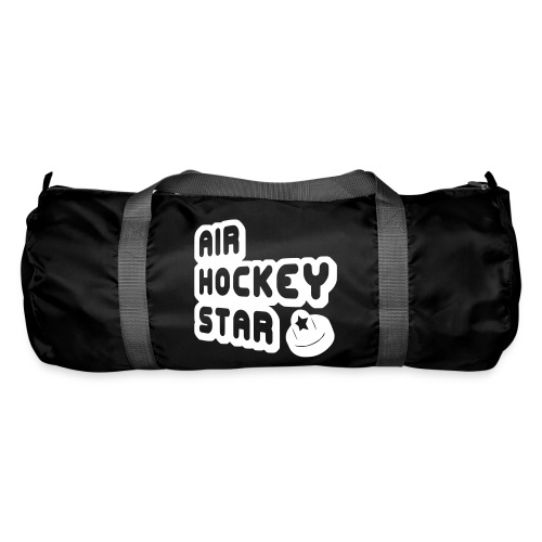 Air Hockey Star Duffel Bag - Duffel Bag