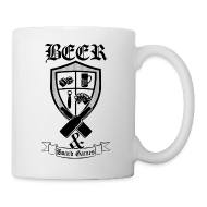 Mugs & Drinkware ~ Mug ~ BEER & BOARD GAMES