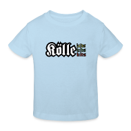 T-Shirts ~ Kinder Bio-T-Shirt ~ Köllekids