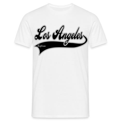 LA - T-shirt Homme