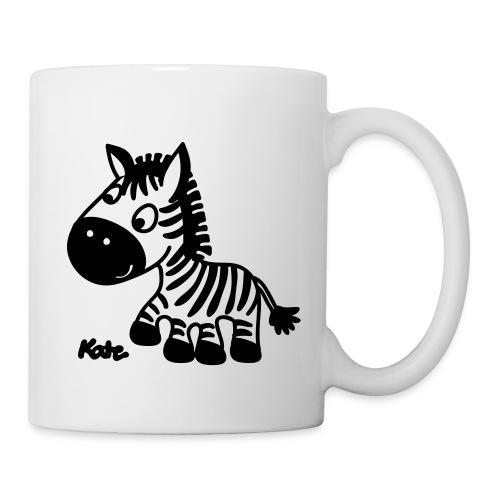 Zebre - Mug blanc