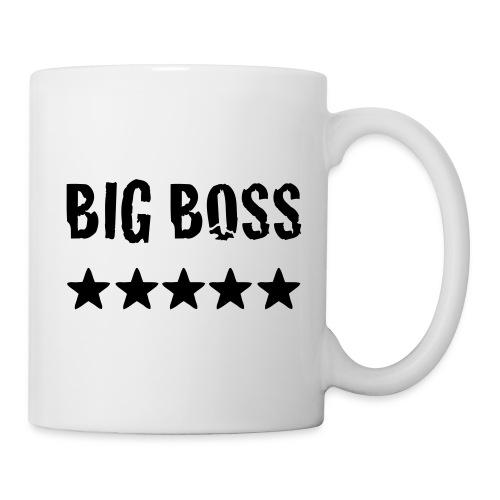 Big boss - Mug blanc