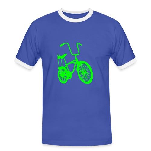 bike - Men's Ringer Shirt