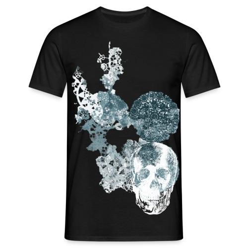 Crain wall, klassisk tee - Men's T-Shirt