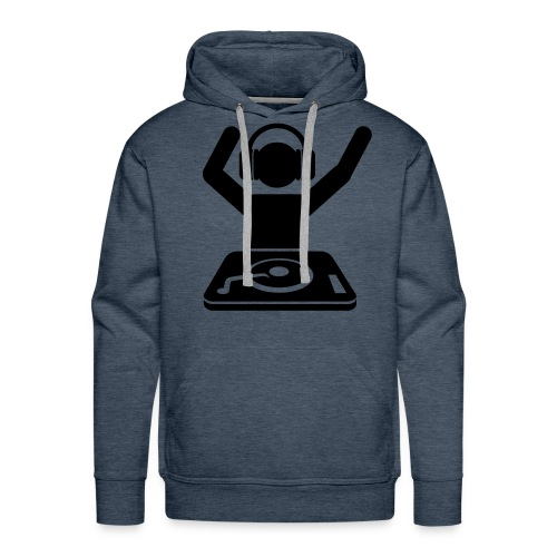 veste musique - Sweat-shirt à capuche Premium pour hommes