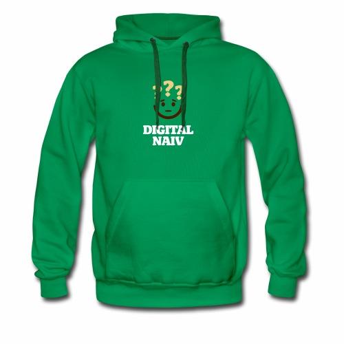 Digital NAIV - Männer Premium Hoodie