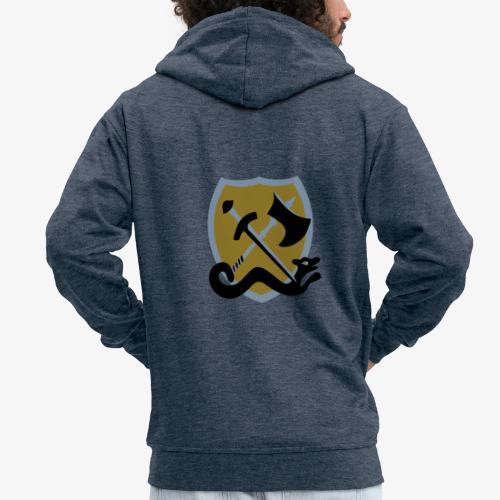 Winter Summer comfort fantasy Hoodie - Men's Premium Hooded Jacket