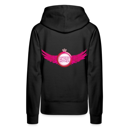 Peace & Love Hoodie - Women's Premium Hoodie