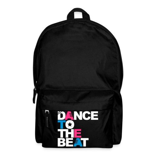 DanceToTheBeat - Rugzak