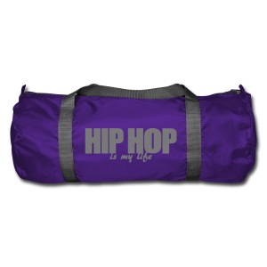 Sac de Sport hip hop is my life - Sac de sport