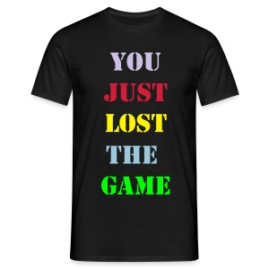 the game - Men's T-Shirt