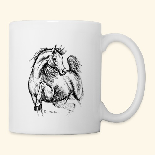 Arabian Mug - Tazza