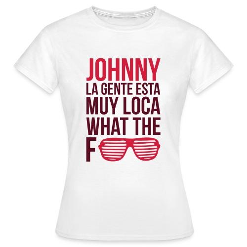 What the F*** - Frauen - Frauen T-Shirt