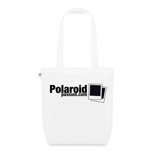 Sac Bio Polaroid Passion - NB - Sac en tissu biologique