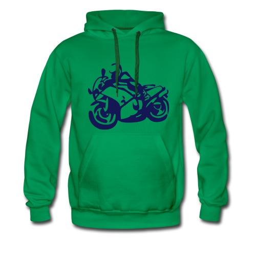 Men's Hoodie - Touring Biker - Men's Premium Hoodie