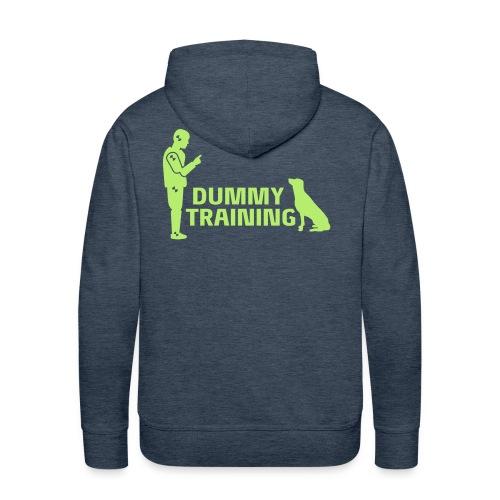 Dummytraining - Männer Premium Hoodie