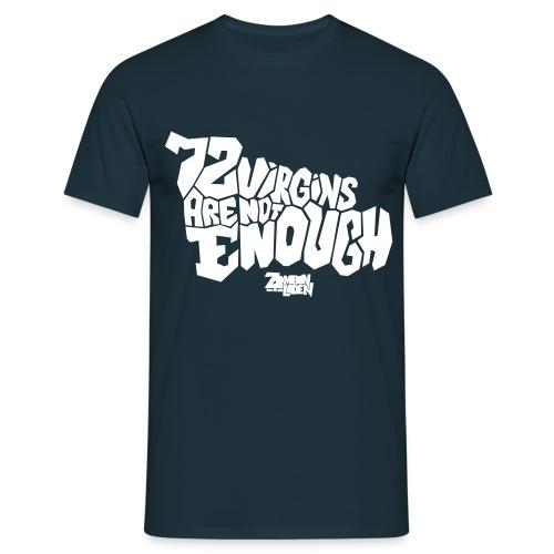72 VIRGINS White MEN TSHIRT - T-shirt Homme